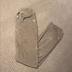 Gap kids corduroy pants